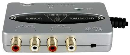 Аудиоинтерфейс Behringer U-CONTROL UCA202