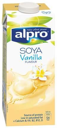 Напиток соевый Alpro со вкусом ванили обогащенный кальцием и витаминами 1.8% 1 л