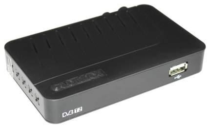 DVB-T2 приставка Lumax DV1103HD black