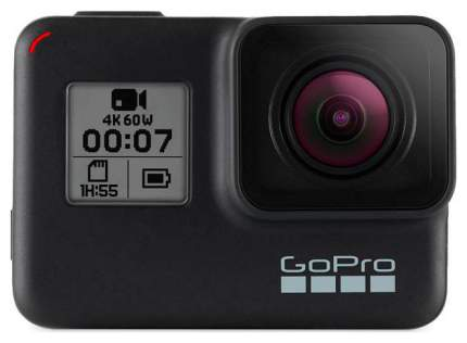 Экшн камера GoPro HERO7 CHDHX-701-RW Black
