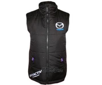 Мужской жилет Mazda Men's Vest, Skyactiv, Black, 830077561