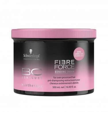 Маска для волос Schwarzkopf BONACURE Fibre Force Bonding Cream 500 мл