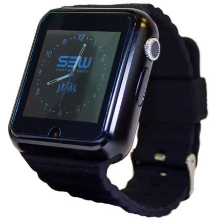 Детские смарт-часы Smart Baby Watch SBW 3G SPORT GPS Black