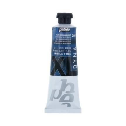 Масляная краска Pebeo XL Dyna сине-черный 37360 37 мл