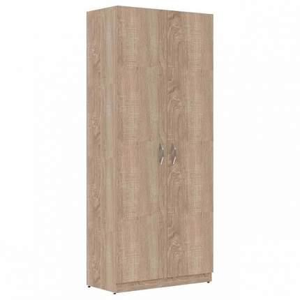 Шкаф книжный SKYLAND Simple SR-5W.1 SKY_sk-01234008 77х37,5х181,5, дуб сонома светлый