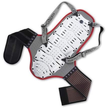 Защита спины Nidecker Back Support With Body Belt черный/красный, M