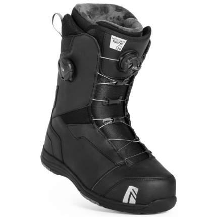 Ботинки для сноуборда Nidecker Triton 2020, black, 29