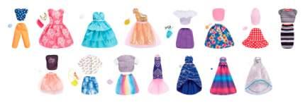 Дневной и вечерний наряд в комплекте Barbie в ассортименте