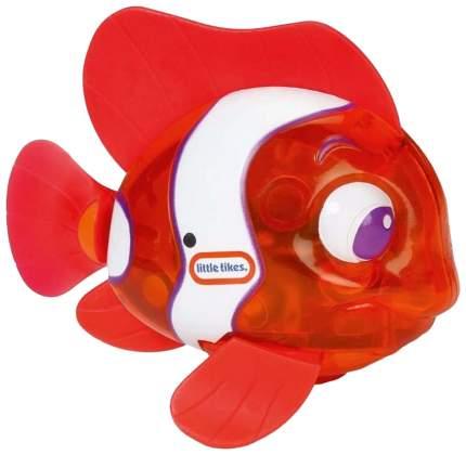 "Игрушка для ванны ""Рыбка Огонек"" - Рыба-клоун (свет) Little Tikes"