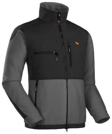 Куртка мужская Bask Stewart V2, темно-серая, XS INT