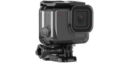 Аквабокс для экшн-камеры GoPro ABDIV-001 для GoPro Hero7 Silver/White