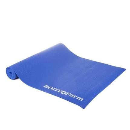 Коврик гимнастический Body Form BF-YM01 173*61*0,3 см (синий)