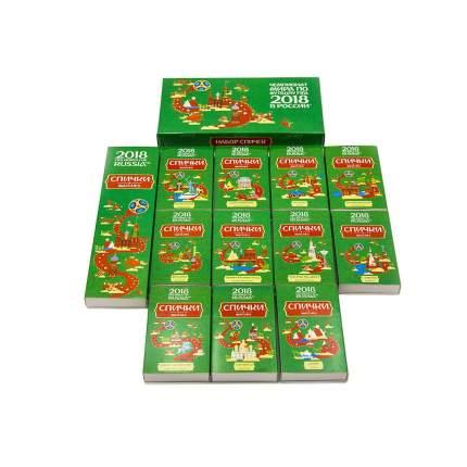 Спички сувенирные бытовые Красный Маяк 9 40 шт в упаковке