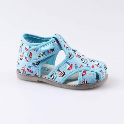 Текстильная обувь для мальчиков Котофей, 24 р-р