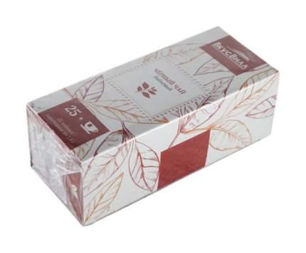 Чай черный байховый в пакетиках 37.5 г 25 пакетиков