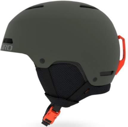 Горнолыжный шлем юниорский Giro Crue 2019, хаки, S