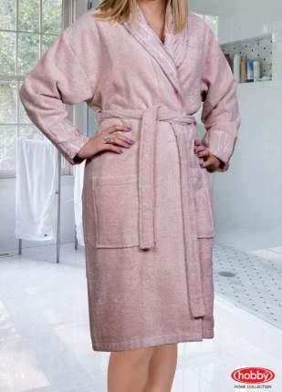 Банный халат HOBBY home collection Eliza пудра S