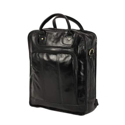 Рюкзак кожаный Bufalo TR-01 черный
