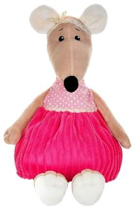 """Мягкая игрушка """"Крыса Анфиса в розовом платье"""", 21 см"""