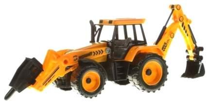Строительный трактор