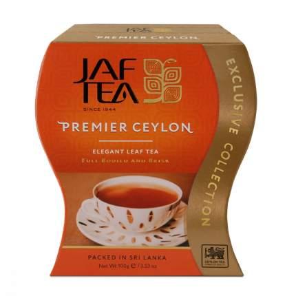 Чай Jaf Tea Premier Ceylon черный листовой FBOP 100 г