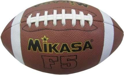 Мяч для американского футбола Mikasa F5 , 7, коричневый