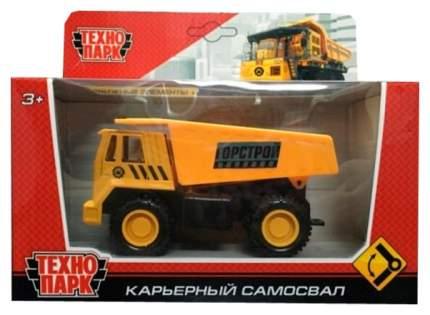 Машинка Технопарк Карьерный самосвал 12,5 см 1813-1H-R