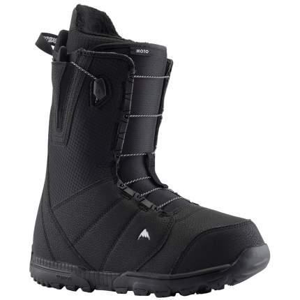 Ботинки для сноуборда Burton Moto 2019, black, 20.5