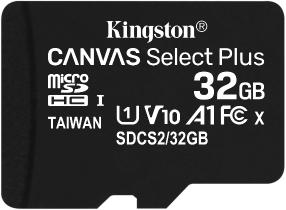 Карта памяти Kingston SDCS2/32GB