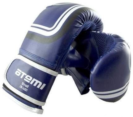 Снарядные перчатки Atemi LTB-16201, синие, M