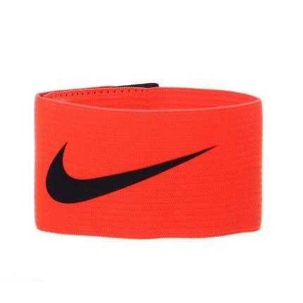 Капитанская повязка Nike Futbol Arm Band 2.0 red
