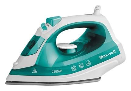 Утюг Maxwell MW-3039 White/Green