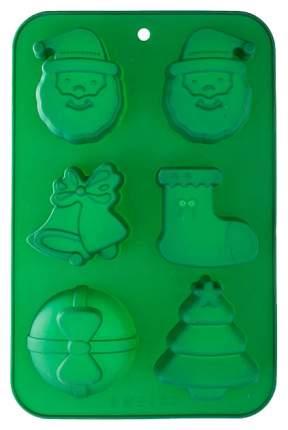 Форма для выпечки Agness 710-319 Зеленый