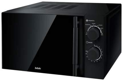 Микроволновая печь соло BBK 20MWS-773M/B-MG black