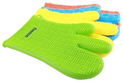 Прихватка Fissman 7708 Голубой, желтый, зеленый, оранжевый