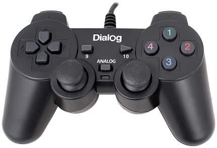 Геймпад Dialog GP-A11 Black