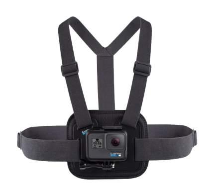 Крепление на грудь для экшн-камерыGoPro Chesty AGCHM-001 Черный