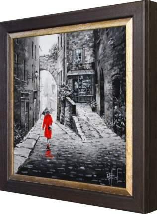 "Ключница ""Richard Telford - A Stroll Through The Old City II"" Венге"