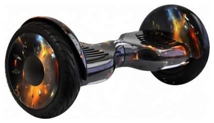 """Гироскутер Smart Balance Carcam 10.5"""" Sun and Earth"""