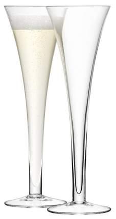 Набор бокалов LSA bar для шампанского 200 мл 2шт
