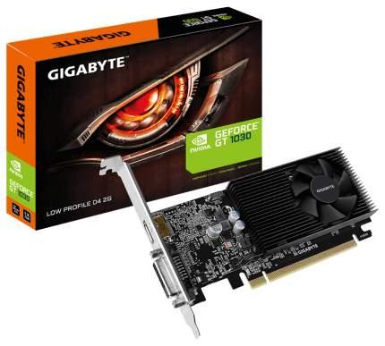Видеокарта GIGABYTE nVidia GeForce GT 1030 (GV-N1030D4-2GL)