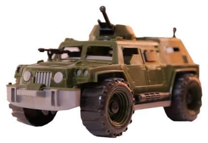 Машинка пластиковая Toybola Джип военный TB-002