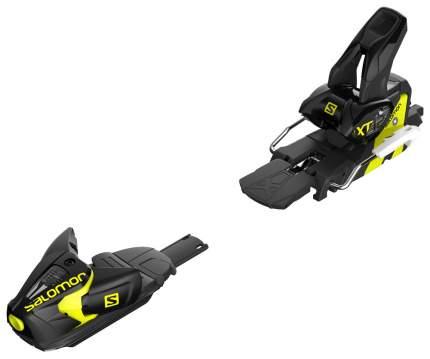 Крепления горнолыжные Salomon M XT 12 TI 2017, черные/желтые, 115 мм