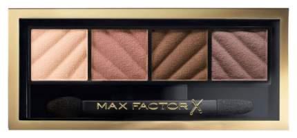 Тени для век Max Factor Smokey Eye Matte Drama Kit 2в1 10 Alluring Nude 3 г