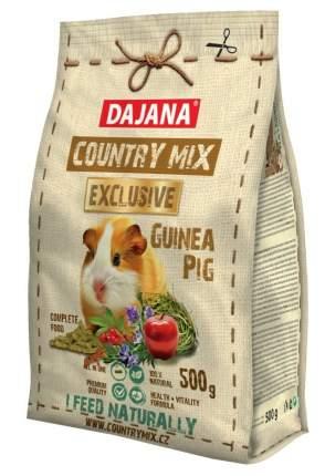 Корм для морских свинок Dajana EXCLUSIVE 0.5 кг 1 шт