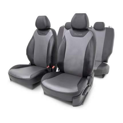 Комплект чехлов на сиденья Autoprofi Skoda