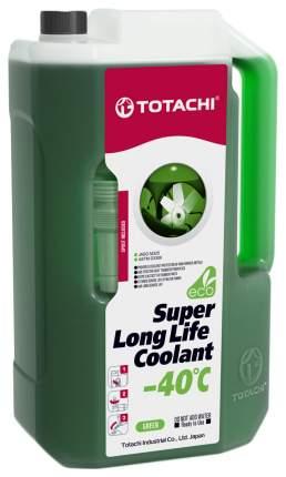 Охлаждающая жидкость TOTACHI SUPER LLC GREEN -40C 10л.