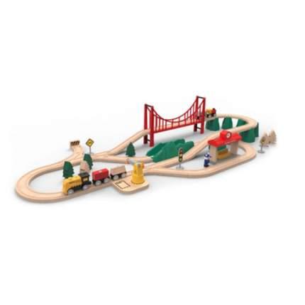 Железнодорожный набор Xiaomi Mi Toy Train Set