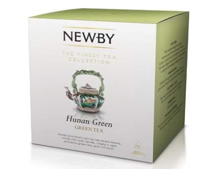 Чай зеленый Newby хунан грин 15 пакетиков