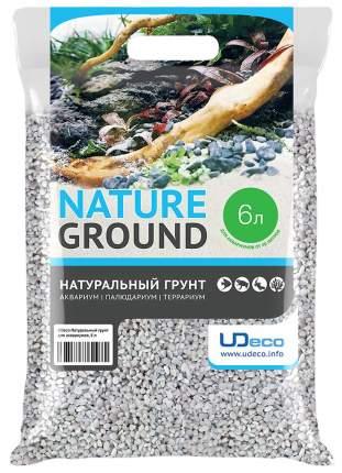 Грунт для аквариума UDeco Canyon White 3-5 мм 6л